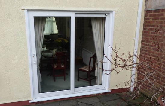 PVC French Doors Sliding Patio Doors By Lakeside Window